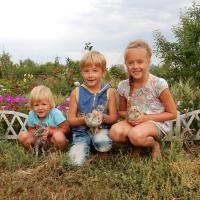 Анна Агрова. Семья Агровых-Васильевых