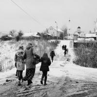 Александр Корнеев. Семья Тарантовых