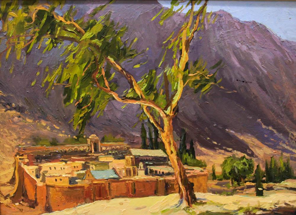 Монастырь святой Екатерины, Синай. Олеся Литвиненко