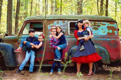 Семейка рокабилли